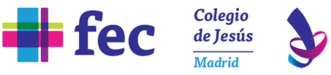 Logo COLEGIO DE JESUS
