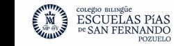 Logo ESCUELAS PIAS DE SAN FERNANDO