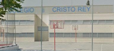Logo CRISTO REY