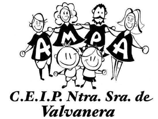Logo NTRA. SRA. DE VALVANERA