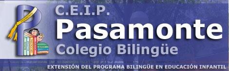 Logo PASAMONTE