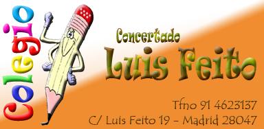 Logo LUIS FEITO