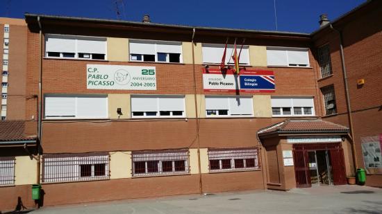 Logo PABLO PICASSO