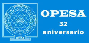 Logo ORGANIZACION PROFESIONAL ESPAÑOLA, OPESA