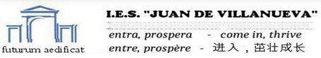 Logo JUAN DE VILLANUEVA
