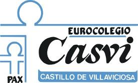 Logo Eurocolegio Casvi