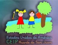 Logo EE.UU. DE AMERICA-HUARTE DE SAN JUAN