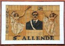 Logo SALVADOR ALLENDE