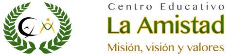 Logo CENTRO EDUCATIVO LA AMISTAD
