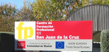 Logo SAN JUAN DE LA CRUZ