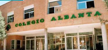 Logo ALBANTA