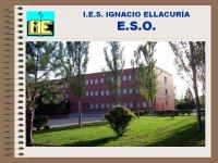 Logo IGNACIO ELLACURÍA