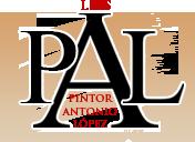 Logo PINTOR ANTONIO LOPEZ