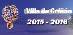 Logo Villa de Griñón