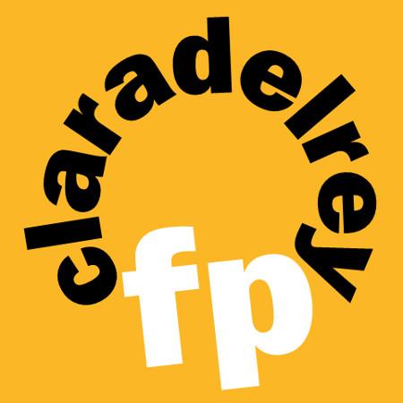 Logo CLARA DEL REY