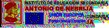 Logo ANTONIO DE NEBRIJA