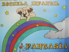 Logo ESCUELA INFANTIL FANTASIA