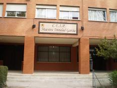 Logo MAESTRA TRINIDAD GARCIA