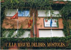 Logo MIGUEL DELIBES