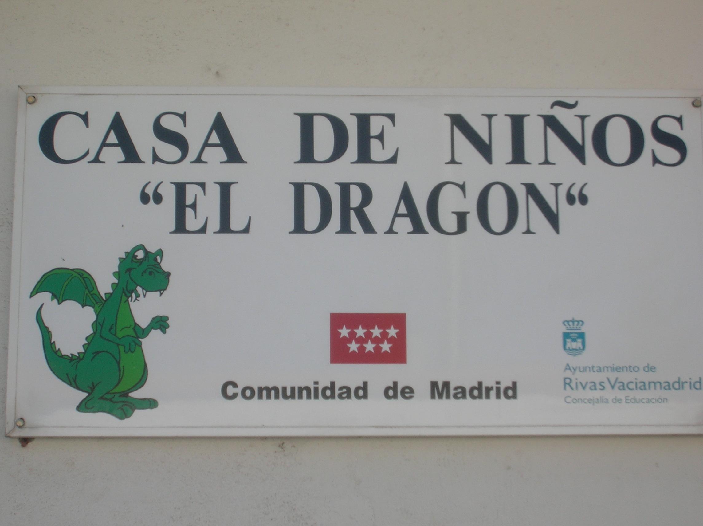 Logo EL DRAGON
