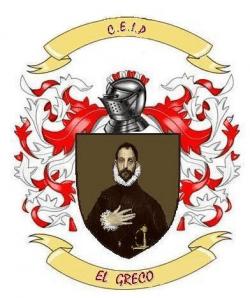 Logo EL GRECO