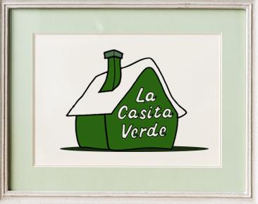 Logo LA CASITA VERDE