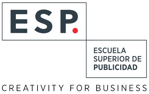 Logo ESCUELA SUPERIOR DE PUBLICIDAD