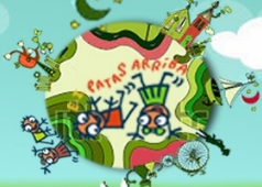 Logo PATAS ARRIBA