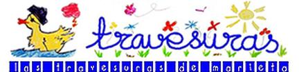 Logo LAS TRAVESURAS DE MARIETA