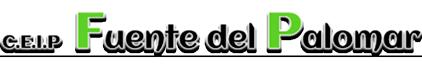 Logo FUENTE DEL PALOMAR