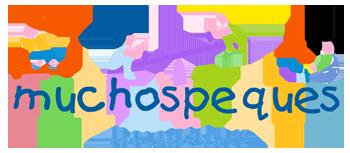 Logo MUCHOS PEQUES