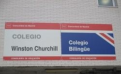 Logo WINSTON CHURCHILL