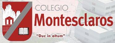 Logo COLEGIO MONTESCLAROS