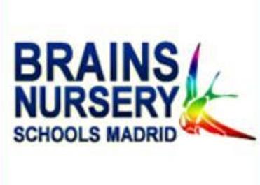 Logo Brains Nursery School Madrid