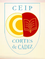 Logo CORTES DE CADIZ