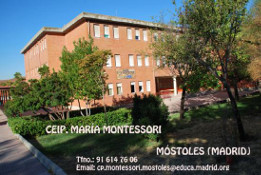 Logo MARIA MONTESSORI