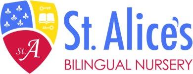 Logo ST. ALICE'S NURSERY