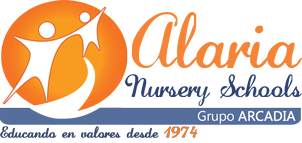 Logo ALARIA BERNABEU NURSERY SCHOOL