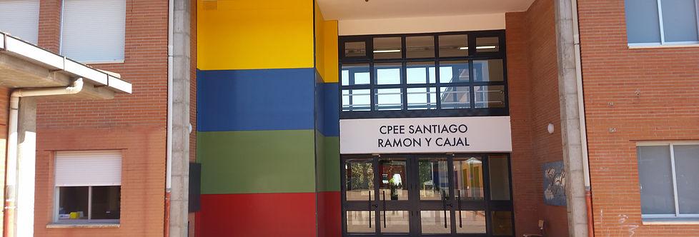 Logo SANTIAGO RAMON Y CAJAL