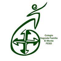 Logo Sagrada Familia - El Monte