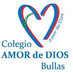 Logo AMOR DE DIOS