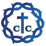 Logo Cristo Crucificado - Villa Pilar