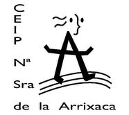 Logo NTRA. SRA. DE LA ARRIXACA