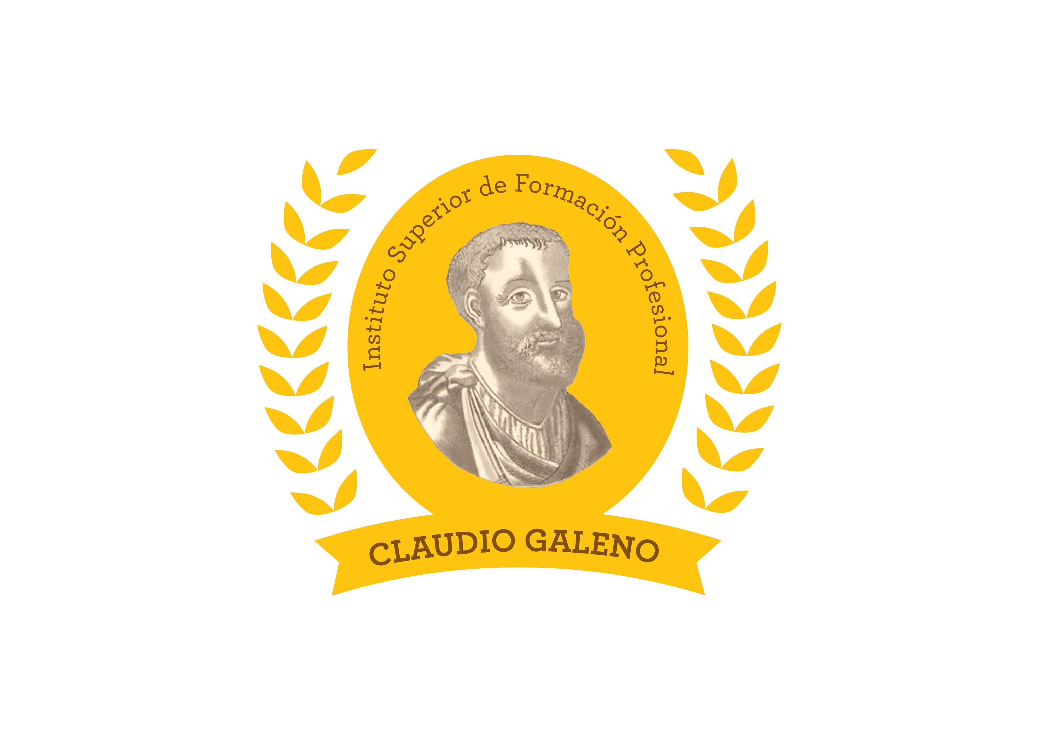 Logo INSTITUTO SUPERIOR DE FORMACIÓN PROFESIONAL SANITARIA CLAUDIO GALENO ALJUCER