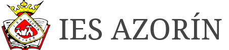 Logo AZORÍN