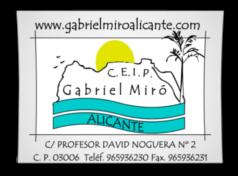 Logo GABRIEL MIRÓ