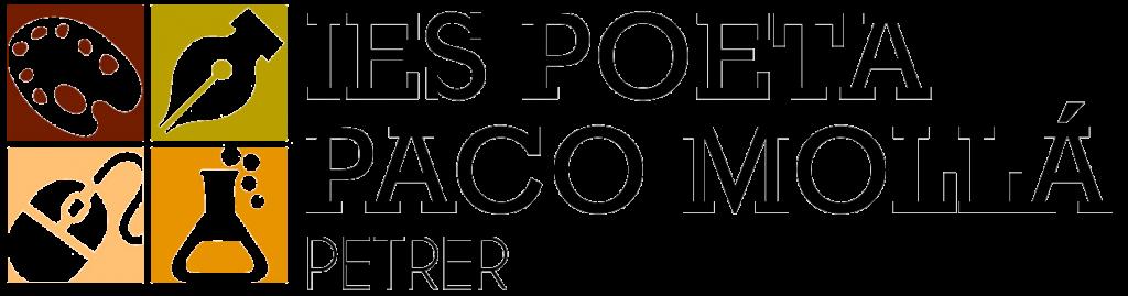 Logo POETA PACO MOLLÀ
