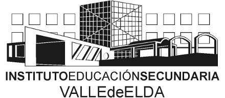 Logo IES VALLE DE ELDA