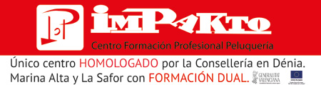Logo PELUQUERÍA IMPAKTO