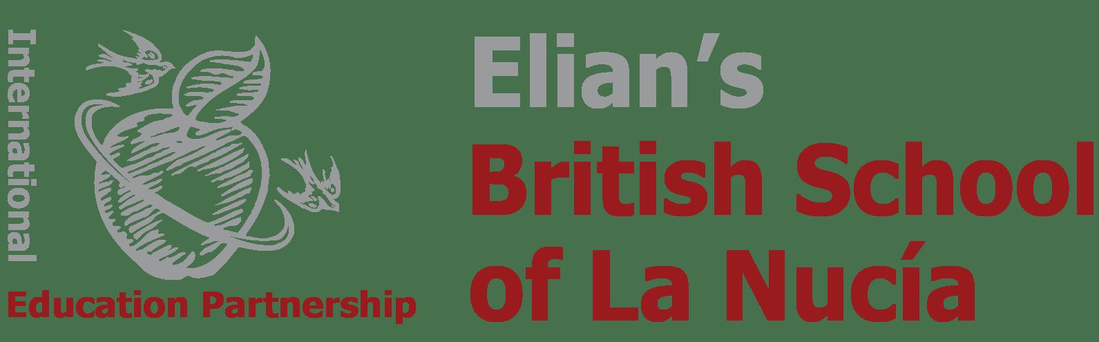 Logo ELIAN'S BRITISH SCHOOL LA NUCÍA